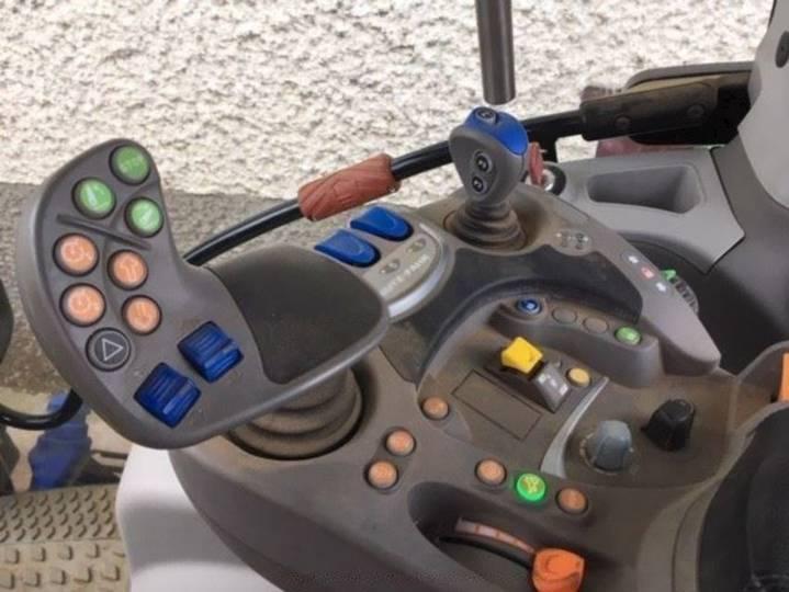 Deutz-fahr Tracteur Deutz Fahr Agrotron Ttv 6180 - 2015 - image 3