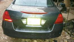 Nigerian used Honda accord for sale at a give away price, call/whatsap