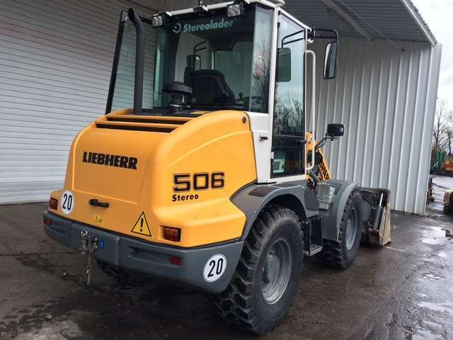 Liebherr L506 Stereo - 2014 - image 3