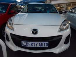 2011 Mazda 3 Sedan 95,000 km 1.3 Manual Gear, Front Electric Windows,