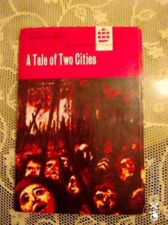 a tale of two cities قصص عالمية
