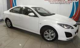 2012 mazda 6 2.0 manual with low mileage trade ins welcome