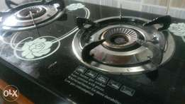 Table top Gas cooker and Cylinder
