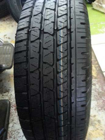 255/70R16 brand new tyres Continental cross contact on sale for bakkie Pretoria West - image 7