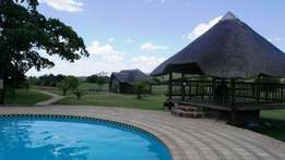84ha High potential farm with holiday resort near Nylstroom. Dont miss