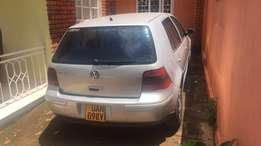 Golf 4 for Quick Sales