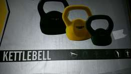 Fitness kettlebell set