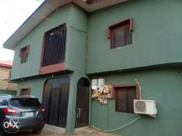 Decent 2 wing duplex with 2 mini flat for sale