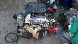 Ford/Mazda 1600 carb 5E MOTOR complete