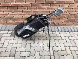 Hippo Golf Set with stand bag