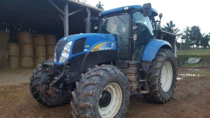 New Holland T6070 - 2010