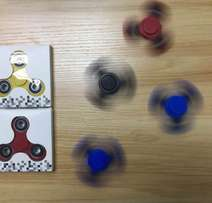**WHOLESALE** Fidget Spinners R40 (ALL COLOURS)
