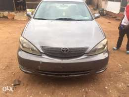 fairly used 2003,camry ac chilling,perfect gear n engine