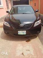 Used Toyota Camry 2008 (black)