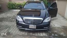super clean S500 Mercedes-benz (2013)