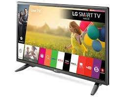 LG 32 inches Brand New sealed Smart WebOS Tv Newest 2017 model
