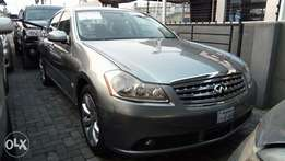 Luxury And Performance Oriented 2006 Infiniti M35x In Superb Condition