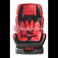 Bravo Baby Car Seat - Blue and Red (UAE)