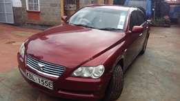 Clean Toyota Mark X car for sale