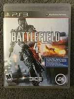 Battlefield 4 for Sony ps3 original Cd