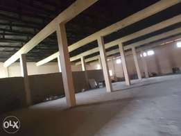 Big warehouse in Alagbaka 2,500 square meters