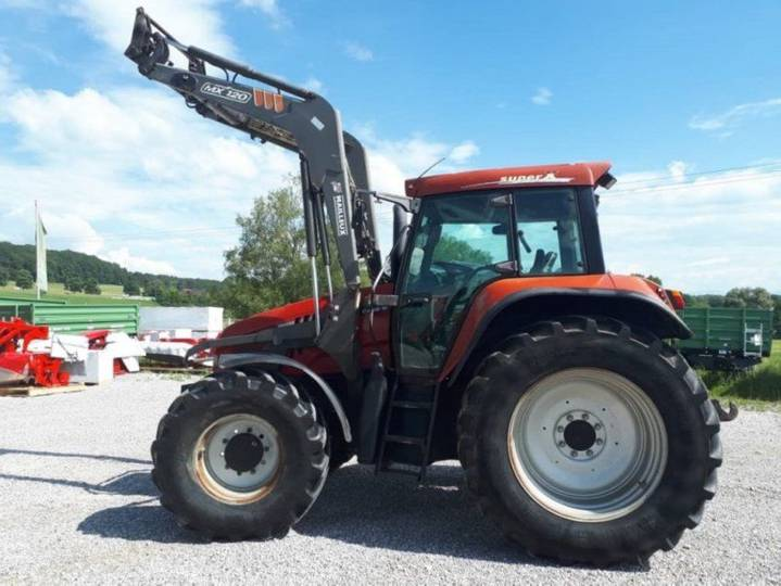 Case IH cs 110 super x - 2002