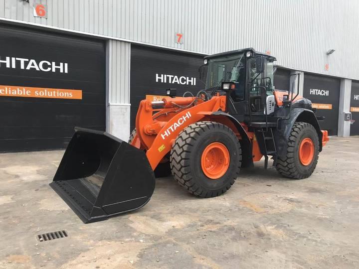 Hitachi Zw 220-5 B - 2014