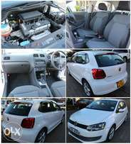 2010 VW Polo 1.4 Comfort Line - White
