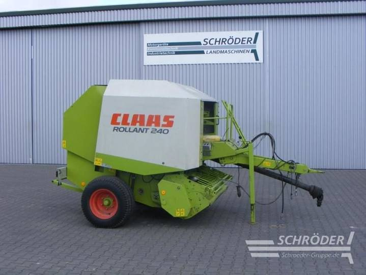 Claas rollant 240 - 2006