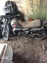 Dt 125 lc for sale. Not running