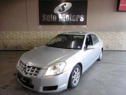 2008 Cadillac BLS 2.0T in Silver