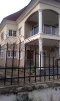 Fully detached four bedrooms duplex with Bq. For sale