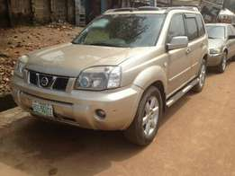 Registered 2004 Nissan xtrail
