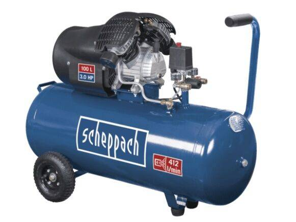 Sale scheppach hc100dc compressor for  by auction