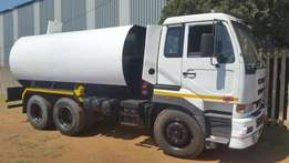 Water tankers for sale!!