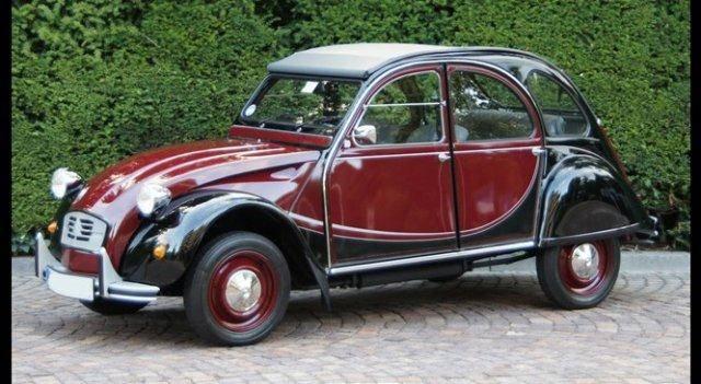 Citroën 2CV6 Charlestonn  2CV6 Charleston - 1991