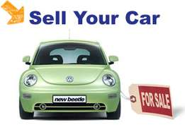 We want your car - call us now and we will buy your car