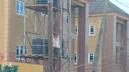 Blocks of 3 and 4 bedroom flat at a repo Ogun state..