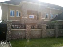 Classy and Executive 5Bedroom Semidetached Duplex 4Rent