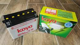 "Motorcycle Battery ""Y50N18L-A"" New"