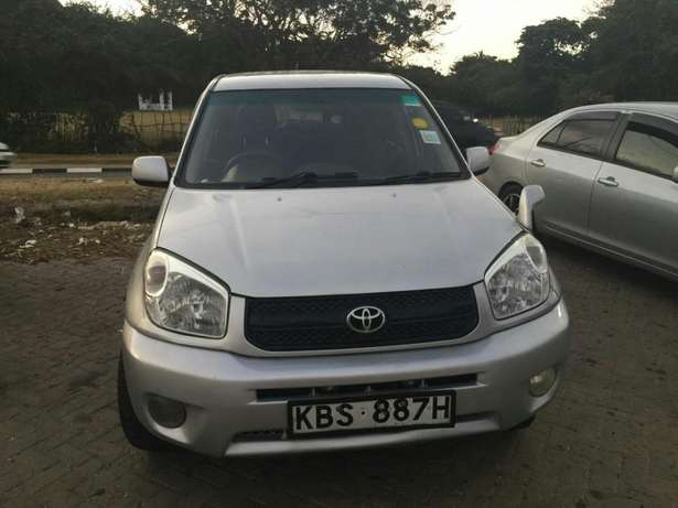 Toyota rav 4 (trade in accepted) Kenyatta - image 3
