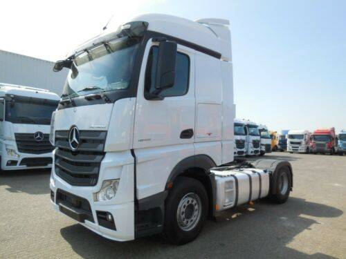 Mercedes-Benz Actros 1945 7Units / Leasing - 2015