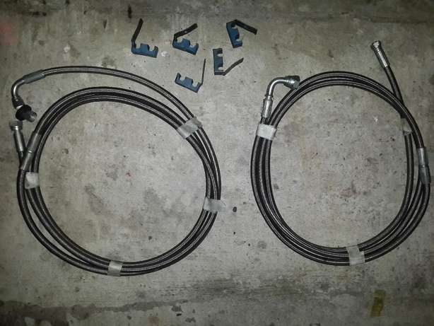 Teflon braided fuel lines and fittings Chatsworth - image 1