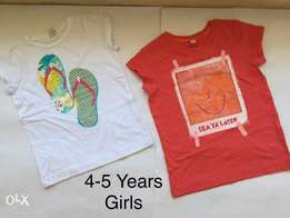 Summer T-Shirts for Boys and Girls