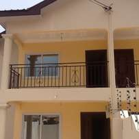 Three bedrooms semidetached house for rent at Kwabenya one year advanc