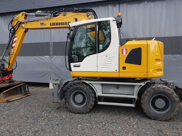 Liebherr A914 Compact - 2016