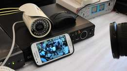 Turbo Four Channels Digital Video Recorder (DVR Machine)