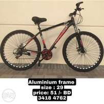 New arrival stocks available band new bicycle