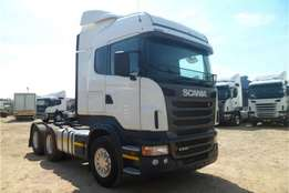2012 Scania R500 for sale