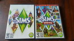 Sims 3 plus Pets expansion pack